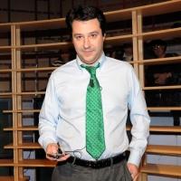 """Foto Nicoloro G. 28/01/2011 Milano Trasmissione televisiva di Rai2 """" L' ultima parola """" condotta da Gianluigi Paragone. nella foto Matteo Salvini"""