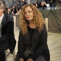 """Foto Nicoloro G. 10/12/2010 Milano, Puntata della trasmissione """" Invasioni barbariche """"  su La7 e condotta da Daria Bignardi. nella foto Loredana Lipparini"""