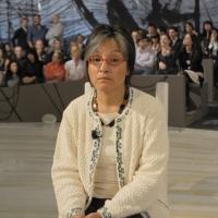 """Foto Nicoloro G.  19/11/2010 Milano, Trasmissione televisiva """"Le Invasioni barbariche"""" in programmazione su La7 e condotta da Daria Bignardi. nella foto Edda Pando"""