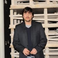 """Foto Nicoloro G. 28/01/2011 Milano Trasmissione televisiva su La7 """" Invasioni barbariche """" condotta da Daria Bignardi. nella foto Ricky Memphis"""