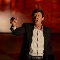 Foto Nicoloro G.   01/11/2015  Milano   Trasmissione televisiva su Rai 3 ' Che tempo che fa '. nella foto il cantante Gianni Morandi.