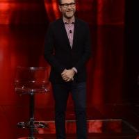 09-01-2016 Milano Trasmissione televisiva su Rai 3 ' Che fuori tempo che fa '. nella foto il conduttore Fabio Fazio.