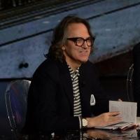 Foto Nicoloro G. 09-01-2016 Milano Trasmissione televisiva su Rai 3 ' Che fuori tempo che fa '. nella foto Gigi Marzullo.