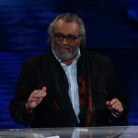 Foto Nicoloro G.   18/10/2014   Milano    Trasmissione televisiva su Rai 3 ' Che tempo che fa '. nella foto l' attore Diego Abatantuono.