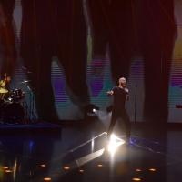 Foto Nicoloro G.   18/10/2015    Milano   Trasmissione televisiva su Rai 3 ' Che tempo che fa '. nella foto Sam Harris e la sua band X Ambassadors.