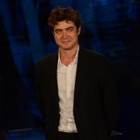 Foto Nicoloro G.   18/10/2015    Milano   Trasmissione televisiva su Rai 3 ' Che tempo che fa '. nella foto l' attore Riccardo Scamarcio.
