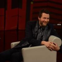 """Foto Nicoloro G. 21/04/2013 Milano Trasmissione televisiva su Rai3 """" Che tempo che fa """" condotta da Fabio Fazio. nella foto Jovanotti"""