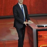 """Foto Nicoloro G. 25/09/2011 Milano Trasmissione televisiva su Rai3 """" Che tempo che fa """" condotta da Fabio Fazio. nella foto Fabio Fazio"""