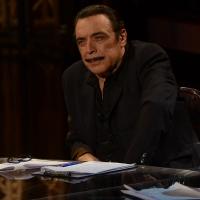 Foto Nicoloro G.   26/09/2015   Milano   Prima serata della nuova serie di trasmissioni su Rai 3 ' Che fuori tempo che fa '. nella foto l' attore Nino Frassica.