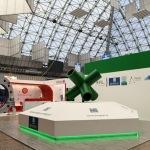 28/09/2021   Ravenna    XV edizione di OMC - Med Energy Conference che quest' anno pone al centro del dibattito la ' transizione ecologica '. nella foto uno stand.