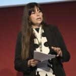 28/09/2021   Ravenna    XV edizione di OMC - Med Energy Conference che quest' anno pone al centro del dibattito la ' transizione ecologica '. nella foto la presidente di OMC 2021 Monica Spada.