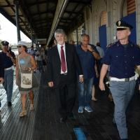 Foto Nicoloro G.  02/08/2014  Bologna    34esimo anniversario della strage alla stazione di Bologna. nella foto il ministro Giuliano Poletti.